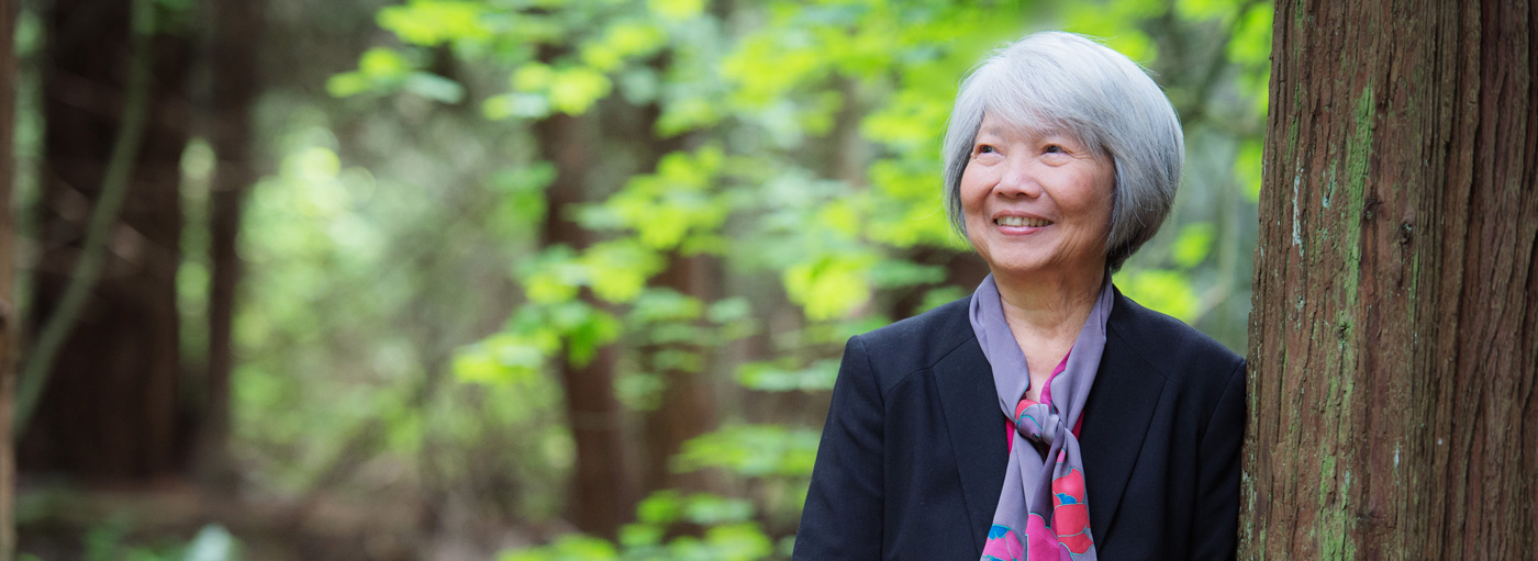 Mercedes Wong
